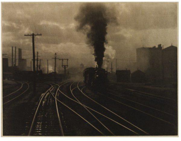 The hand of man (1902) - Alfred Stieglitz